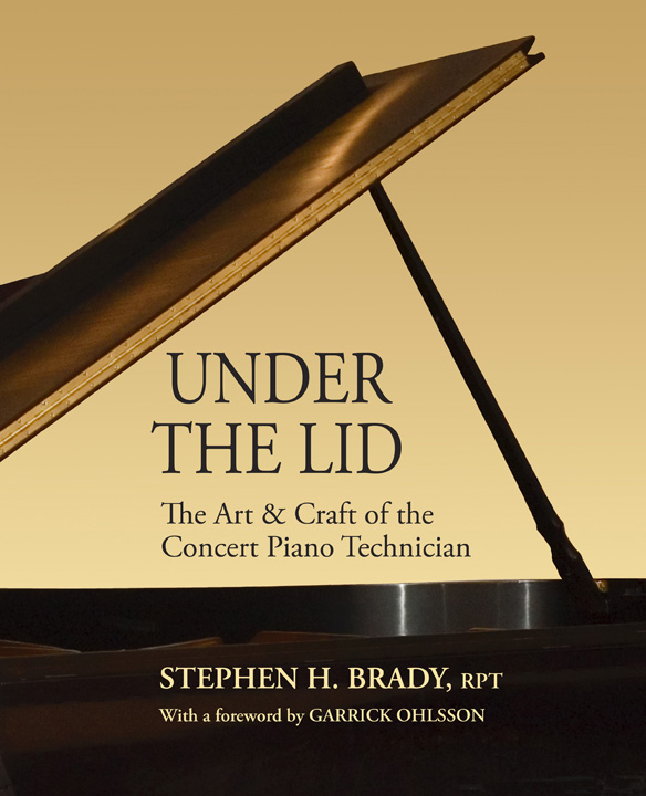 Under the Lid - Book Cover